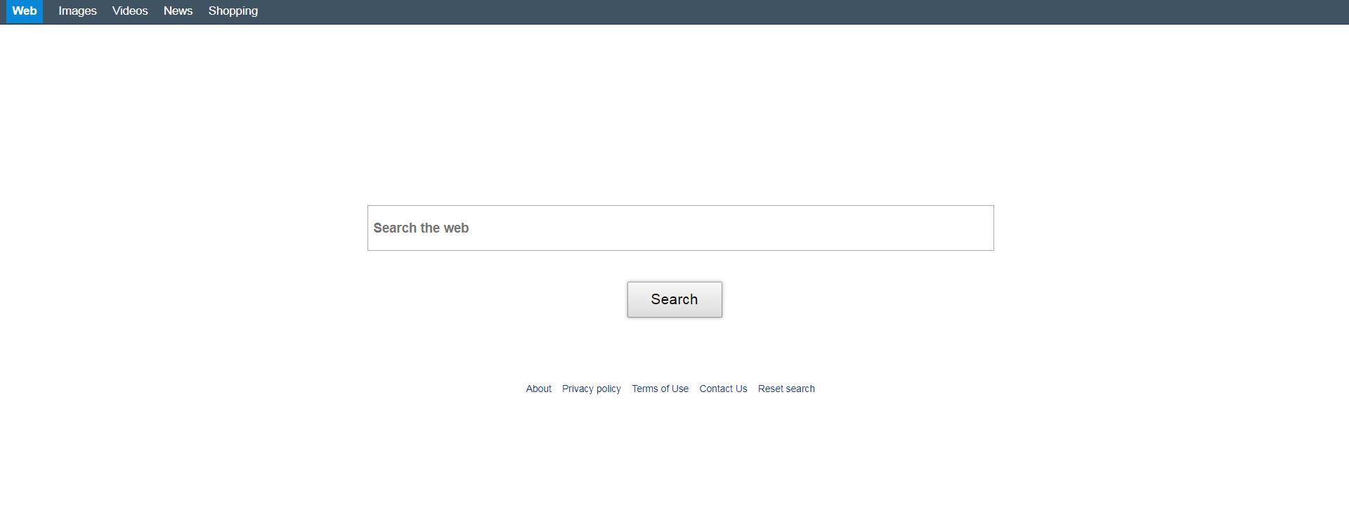 Search.porterice.com page