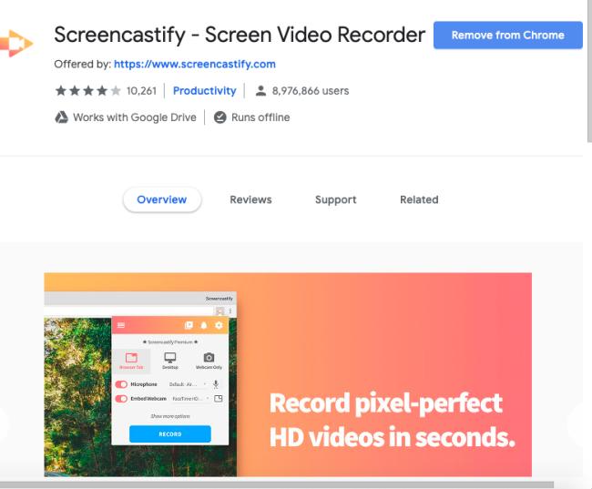 remove Screencastify virus from Mac