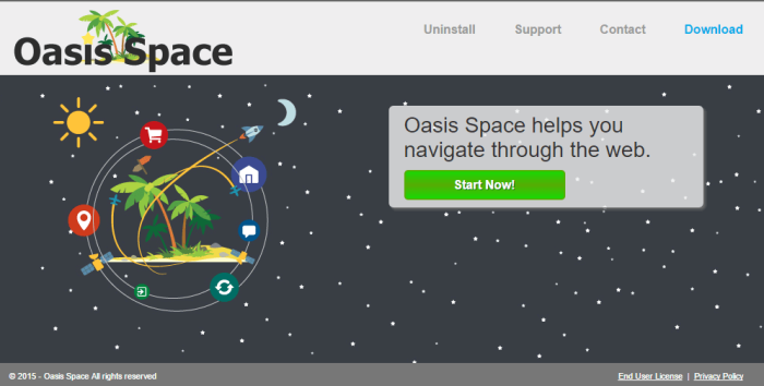 oasis space download page