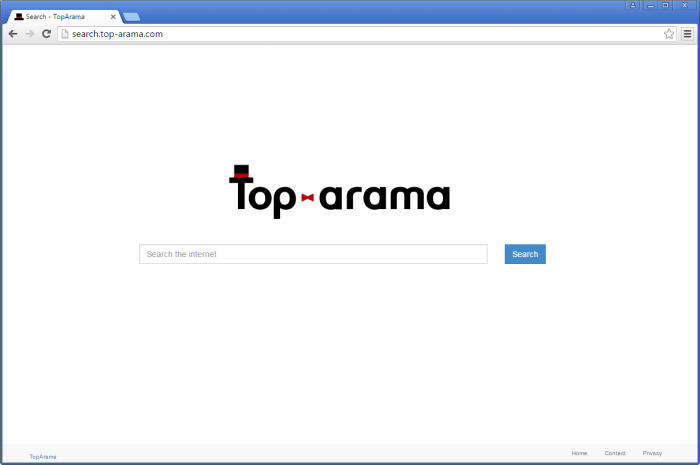 Search.top-arama.com page