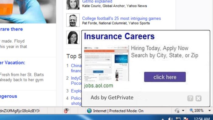 GetPrivate ads
