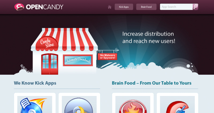opencandy page