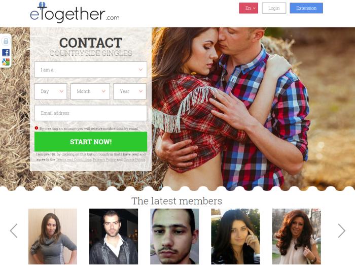 eTogether page
