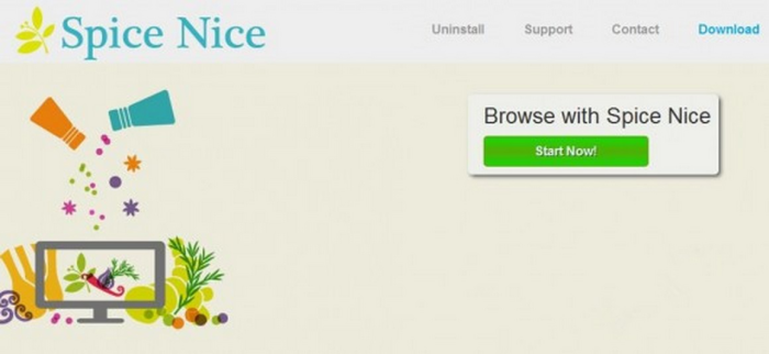 Spice Nice download page