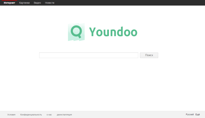 Youndoo.com page