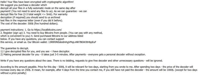 FenixLocker note