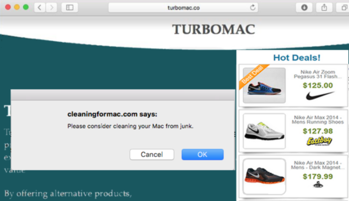 How to remove TURBOMAC Adware (Mac) - CureYourSystem