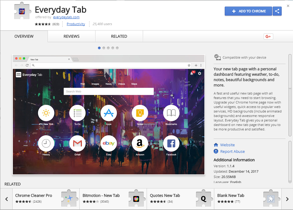 remove everyday-tab