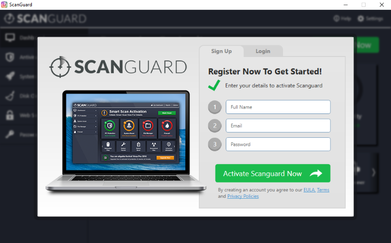 remove ScanGuard