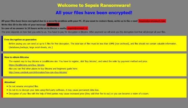 Horsuke ransomware