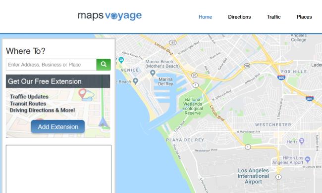 MapsVoyage