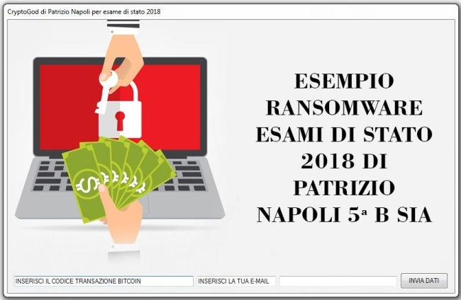 CryptoGod ransomware