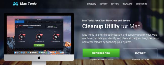 remove Mac Tonic