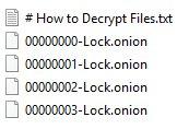 Kraken Cryptor ransomware