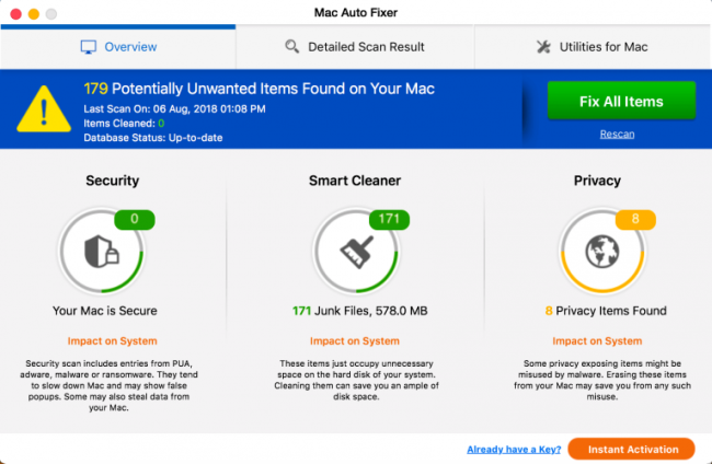 remove Mac Auto Fixer