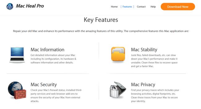 remove Mac Heal Pro
