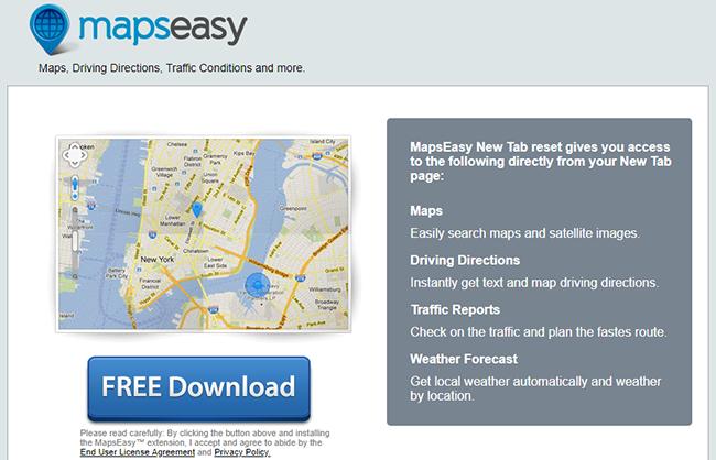 Mapseasy.net