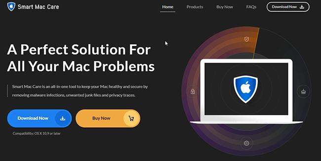 remove Smart Mac Care