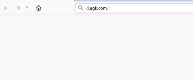 D.agk.com page