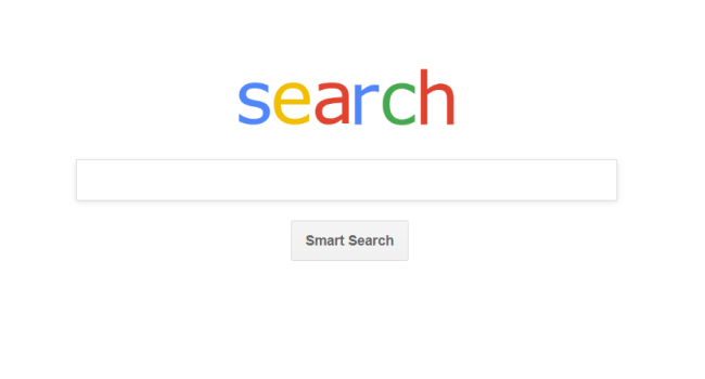 Smartsearch page