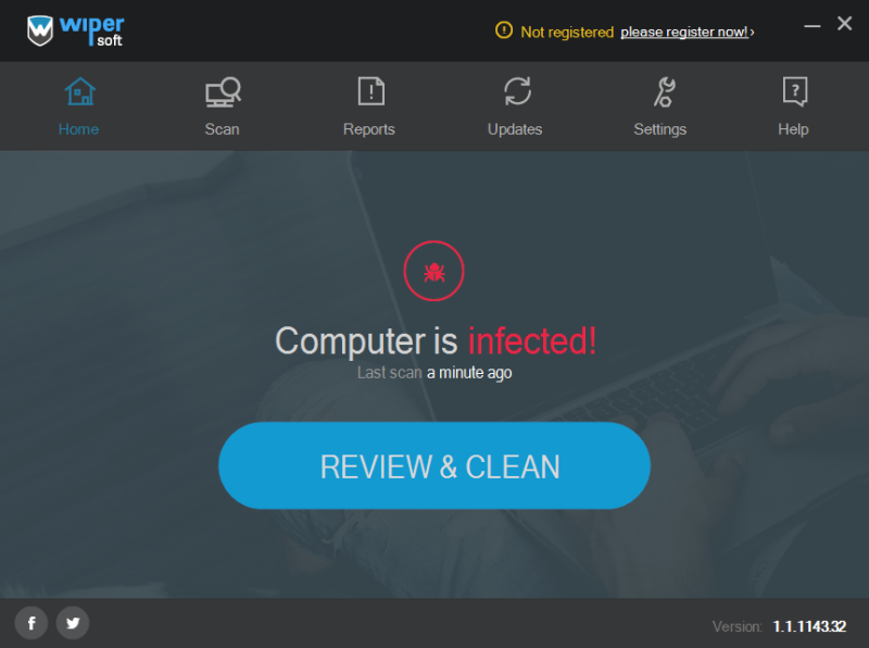 remove Pushgaga.com virus