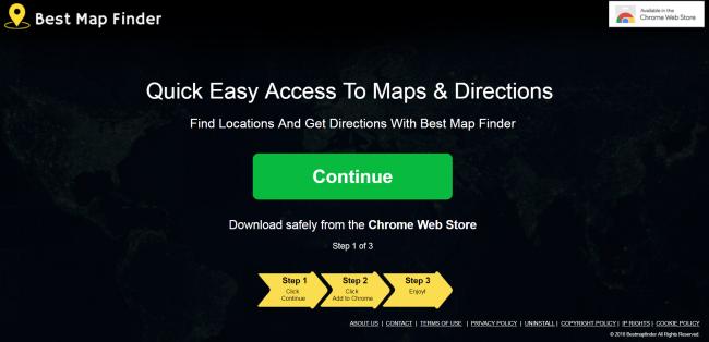 Best Map Finder