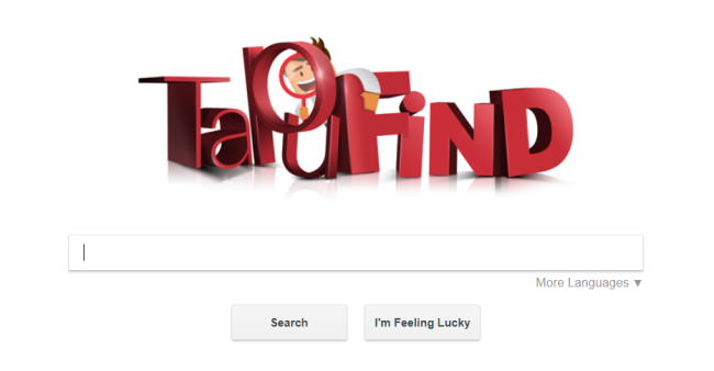 Search.tapufind.com page