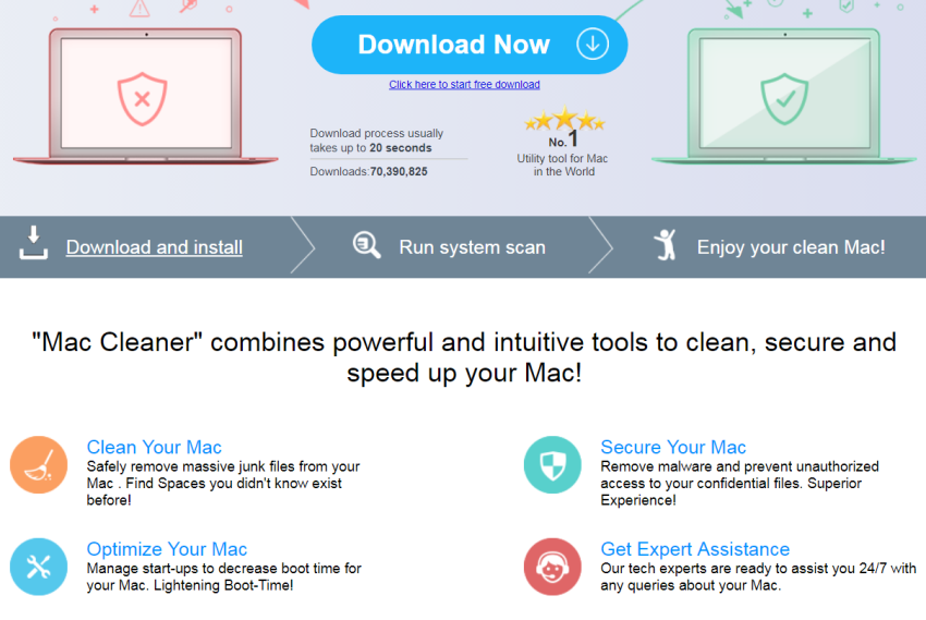 remove Mac Cleaner