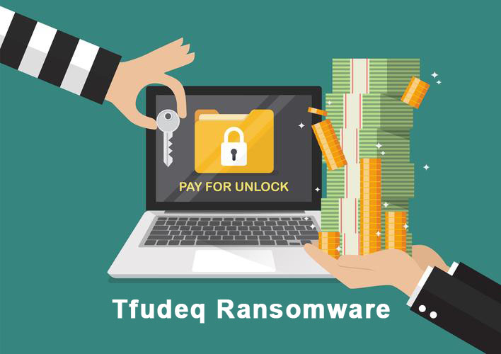 Tfudeq ransomware