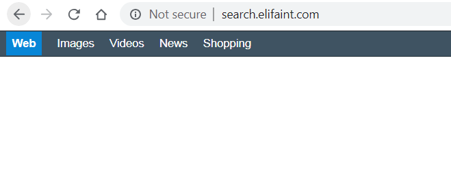 Search.elifaint.com page