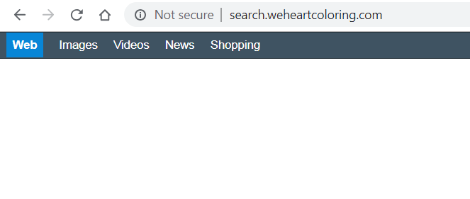 Search.weheartcoloring.com page