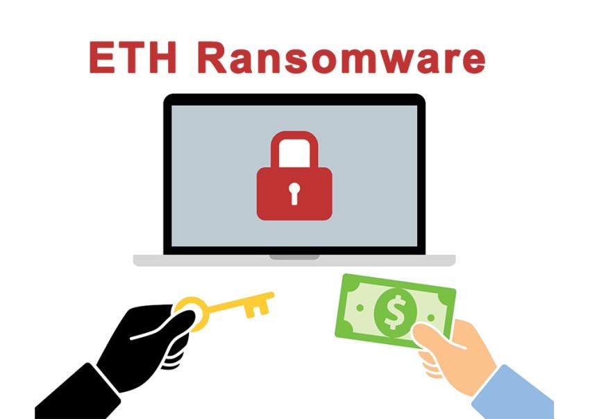 ETH ransomware