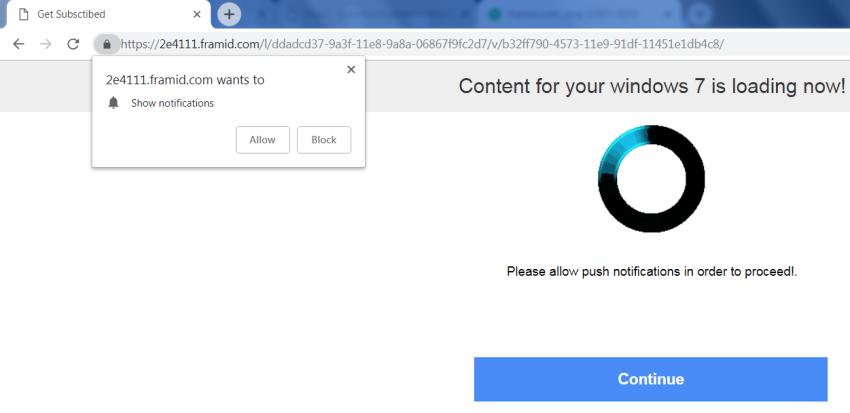 Delete https://Framid.com, p8.Framid.com, p7.Framid.com, w986.Framid.com, h64r.Framid.com, sphy.Framid.com, oz4x.Framid.com, n9m9.Framid.com virus notifications