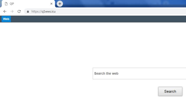 Delete http://Q1wws.icu/ virus from Mac
