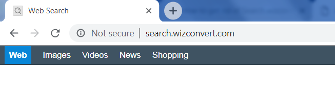 supprimer http://Search.wizconvert.com/ virus from Mac
