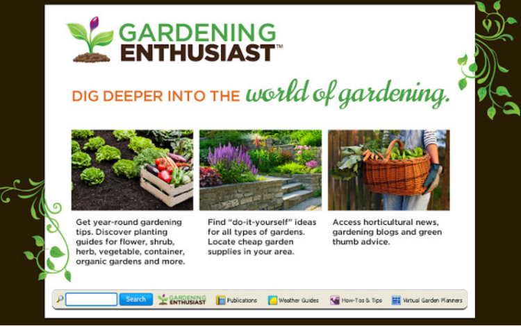 excluir http://GardeningEnthusiast/ virus from Mac