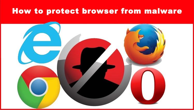 vírus de malware de exclusão