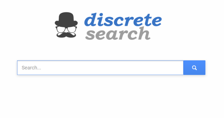 delete Discretesearch.com virus