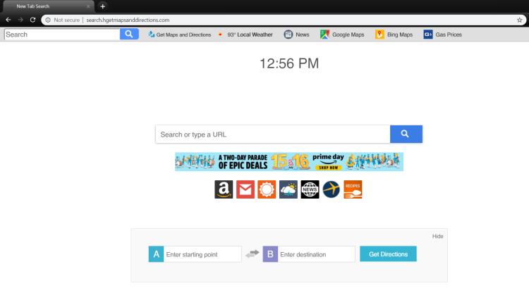 delete Search.hgetmapsanddirections.com virus
