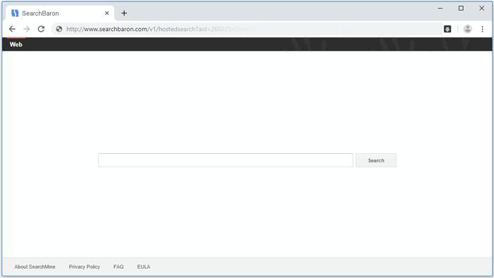 eliminar http://Searchbaron.com/ virus from Mac