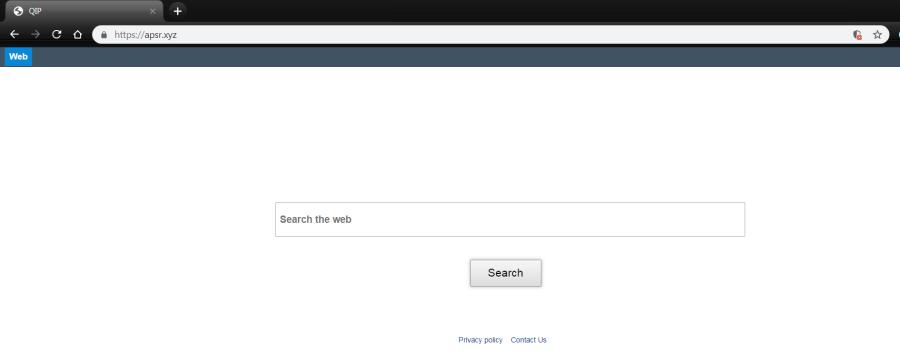 Delete http://Apsr.xyz/ virus from Mac