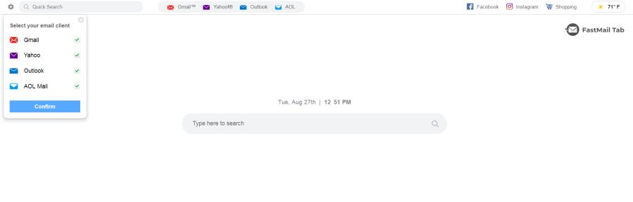 delete Fastmailtab.com virus