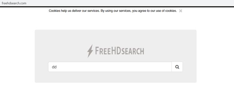 delete Freehdsearch.com virus
