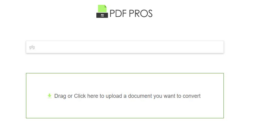 delete PDF PROS virus