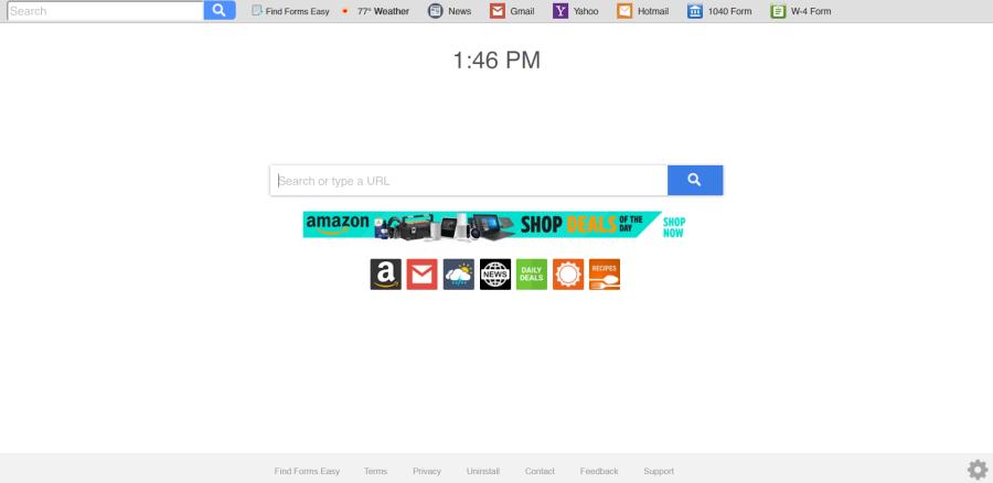 delete Search.hfindformseasy.com virus