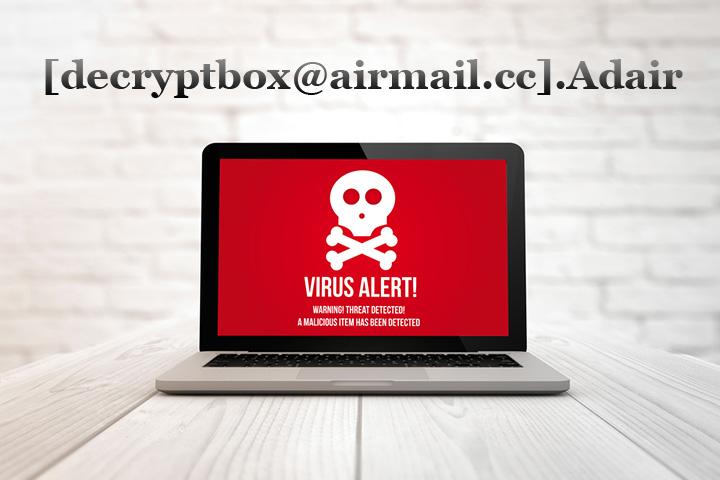 Adair ransomware