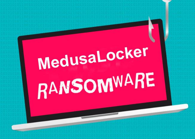 MedusaLocker ransomware