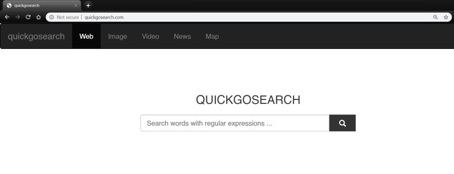 delete Quickgosearch.com virus