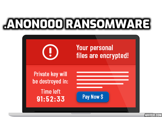 ransomware Anon