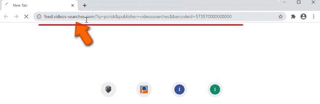 remove videossearches browser hijacker